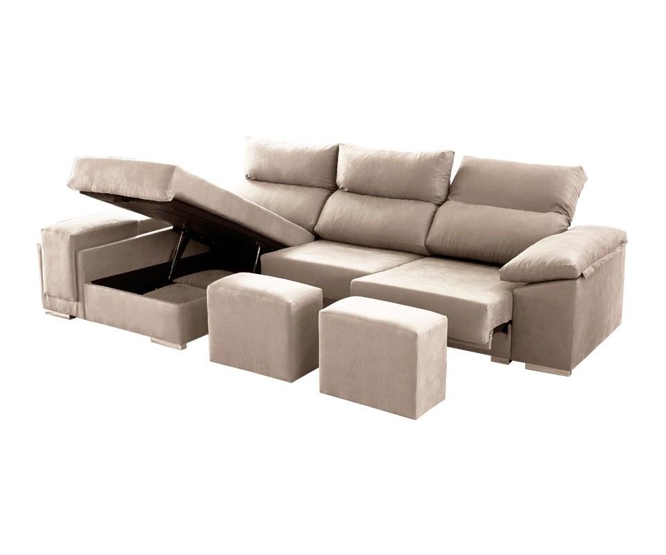 Comprar chaise longue sofa chaise longue capitone sofa capitone sofa con doble costura sofa for Sofa arcon terraza