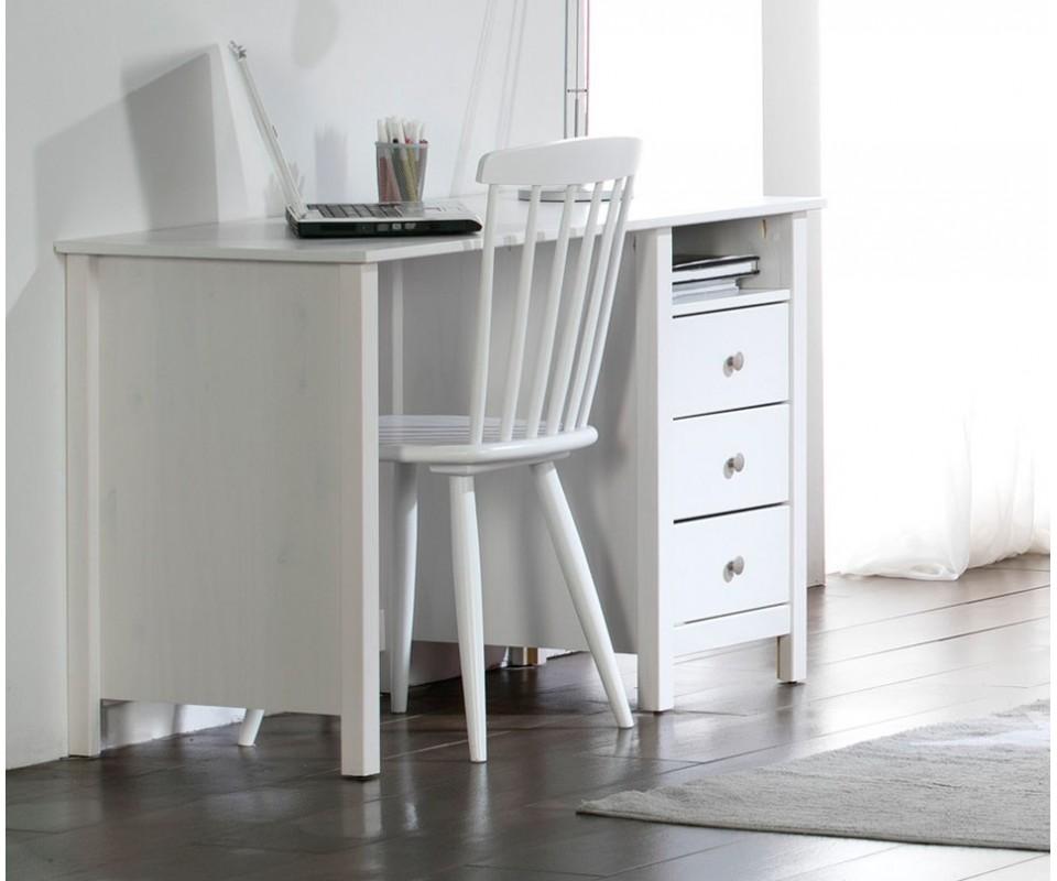 Comprar escritorio 3 cajones noah - Mesas de estudio ...