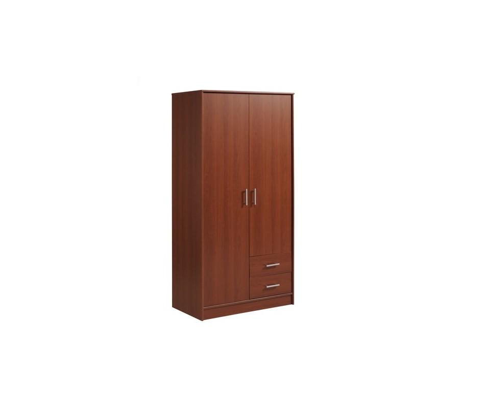 Comprar armario dos puertas riga precio armarios - Armarios dos puertas ...