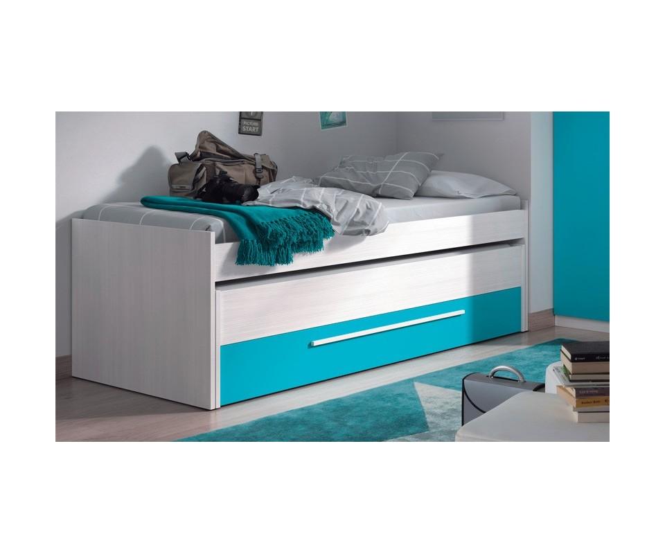 Comprar cama nido con caj n alan comprar camas nido en for Cama nido de tres camas