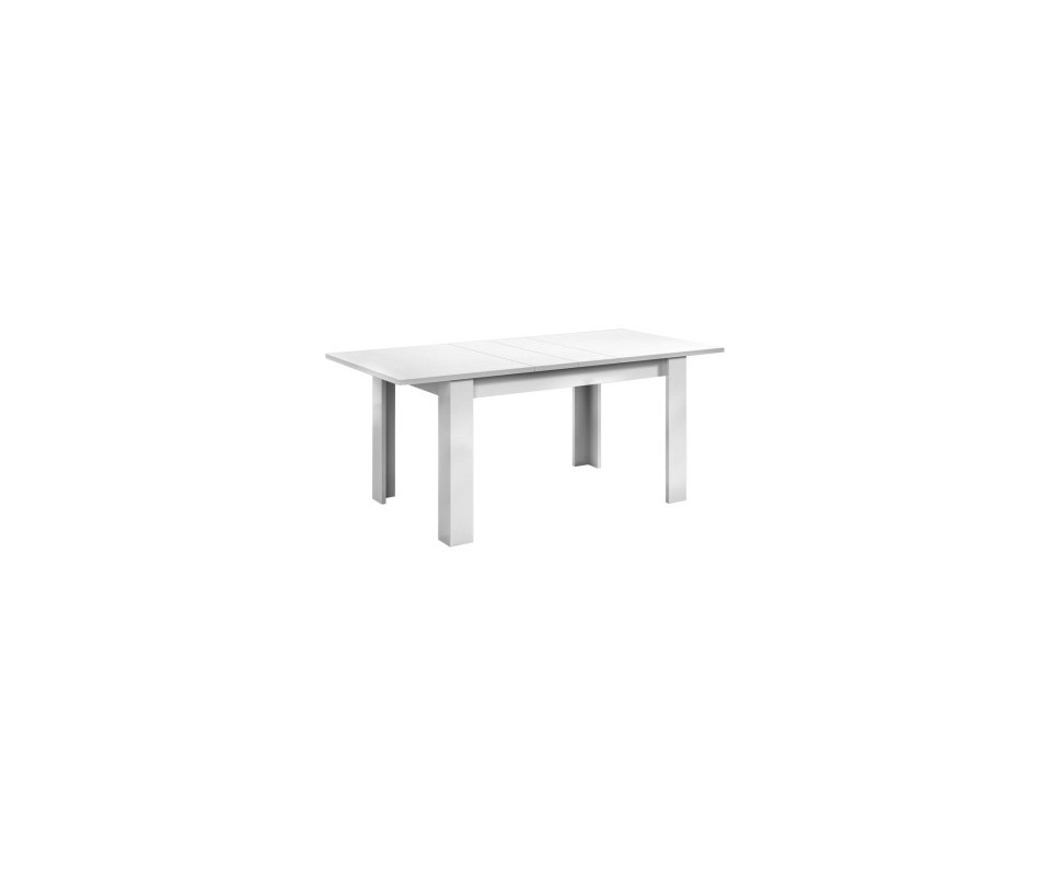 Comprar mesa de comedor nature precio de mesas en - Mesa blanca extensible ...