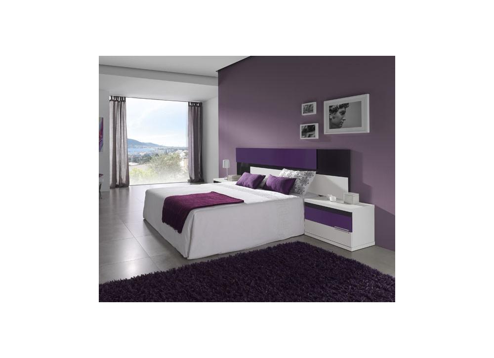 Comprar dormitorio moderno oferta precio dormitorios for Precio habitacion matrimonio