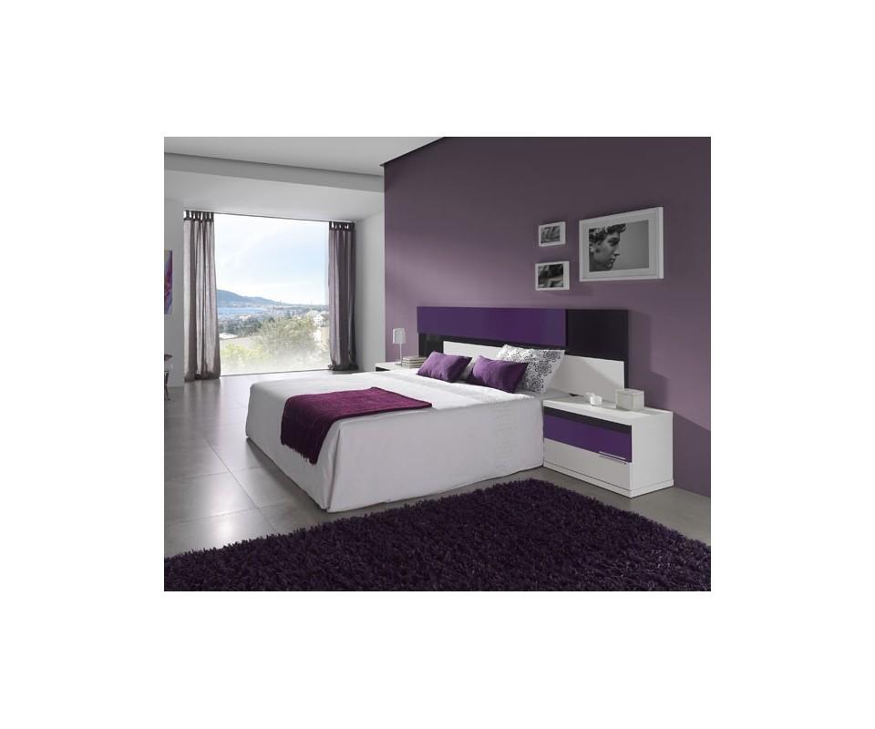 Comprar dormitorio moderno oferta precio dormitorios - Tuco dormitorios ...
