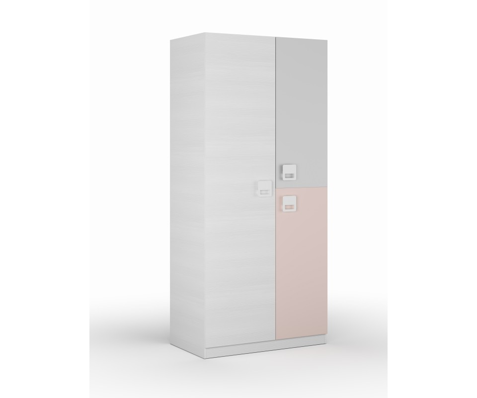 Comprar armario 3 puertas clara - Armarios tres puertas ...