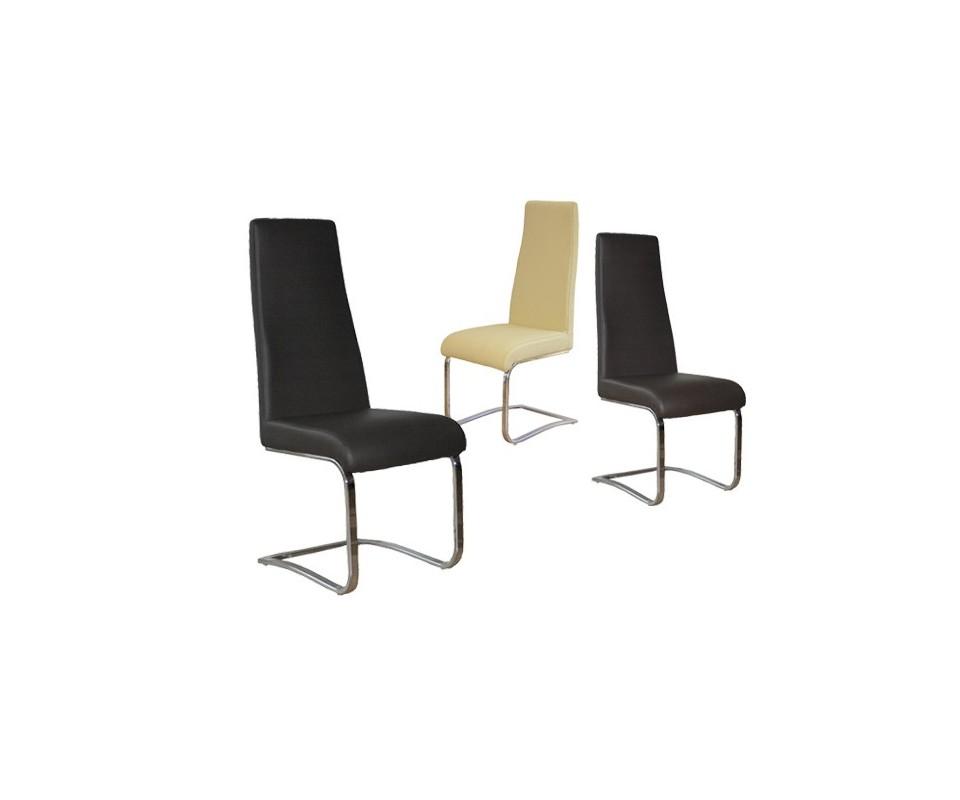 Comprar sillas comedor awesome silla comedor silla para for Sillas comedor polipiel beige