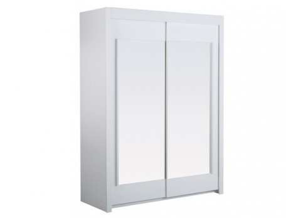 Armarios empotrados puertas puerta colgante gama selene - Puertas correderas empotradas precios ...