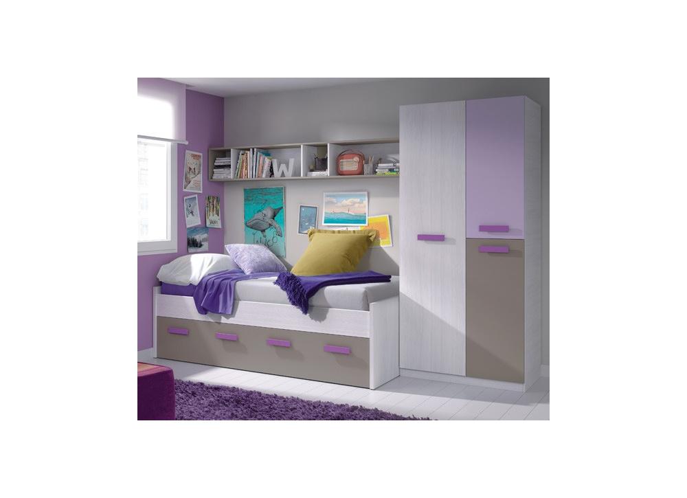 Comprar cama doble precio juveniles for Cama doble precio