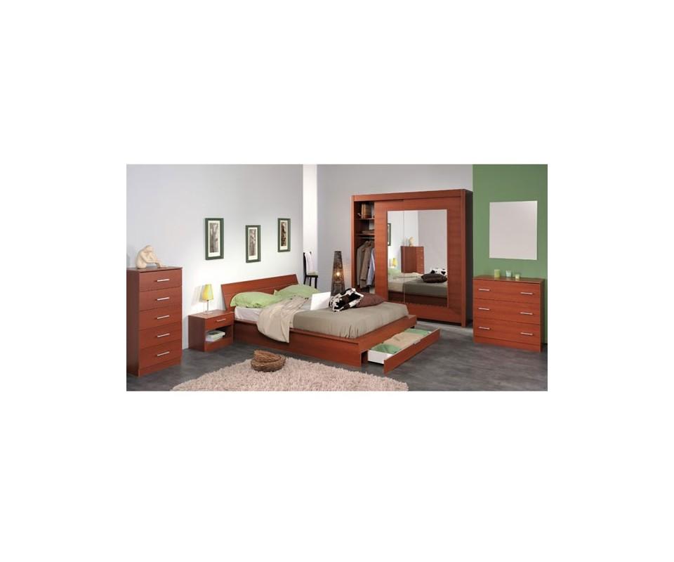 Comprar sinfonier color cerezo precio dormitorios - Tuco dormitorios ...
