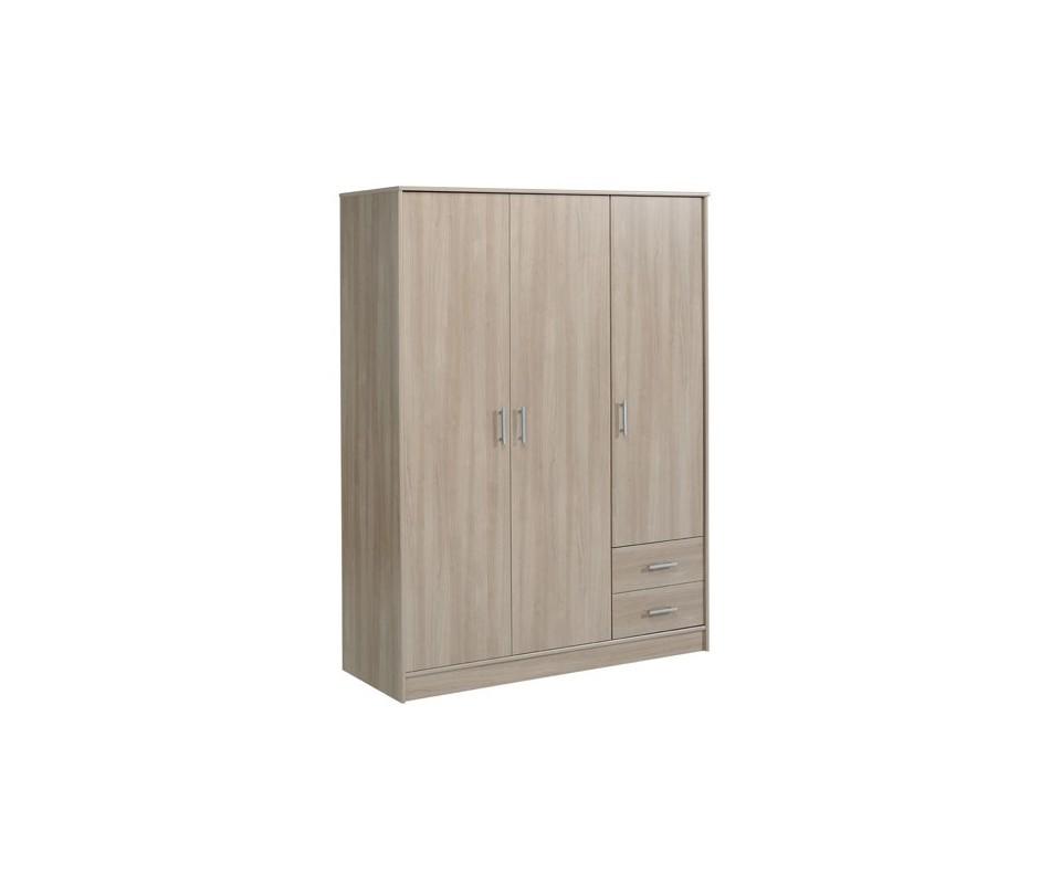 Comprar armario 3 puertas y cajones precio armarios for Puertas y armarios