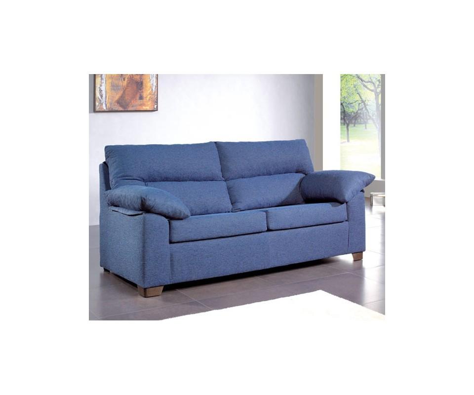 Comprar sof 2 plazas azul precio sof s y sillones for Sofas de 3 plazas