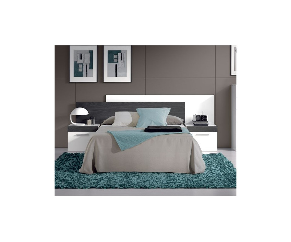 Dormitorios conforama perfect cama x cm copenhague with - Mesitas de noche merkamueble ...