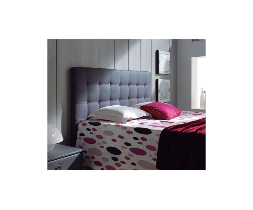 Comprar cabecero tapizado cama 90 precio juveniles - Cabeceros de cama tapizados ...