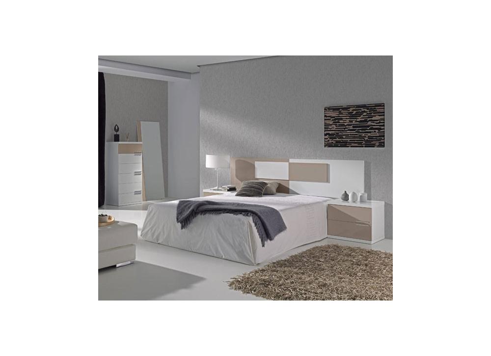 Comprar dormitorio matrimonio moderno precio dormitorios - Recibidores modernos merkamueble ...