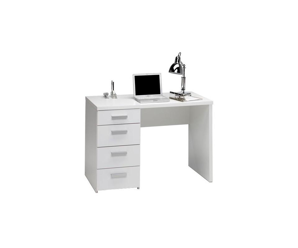 Comprar mesa de estudio con 4 cajones precio muebles for Mesa estudio con cajones