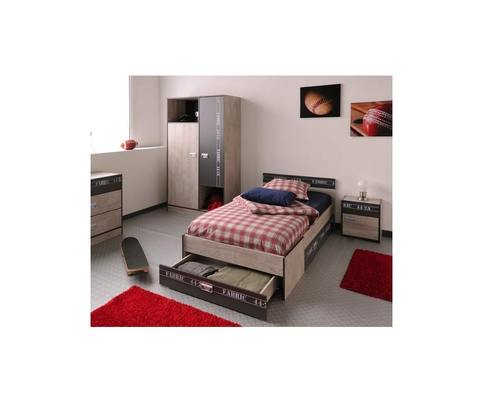 Decoracion mueble sofa estanterias para habitaciones for Camas con cajones baratas