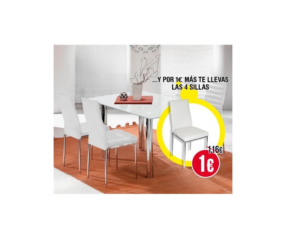 Comprar muebles a un euro precio mesas - Muebles a 1 euro ...