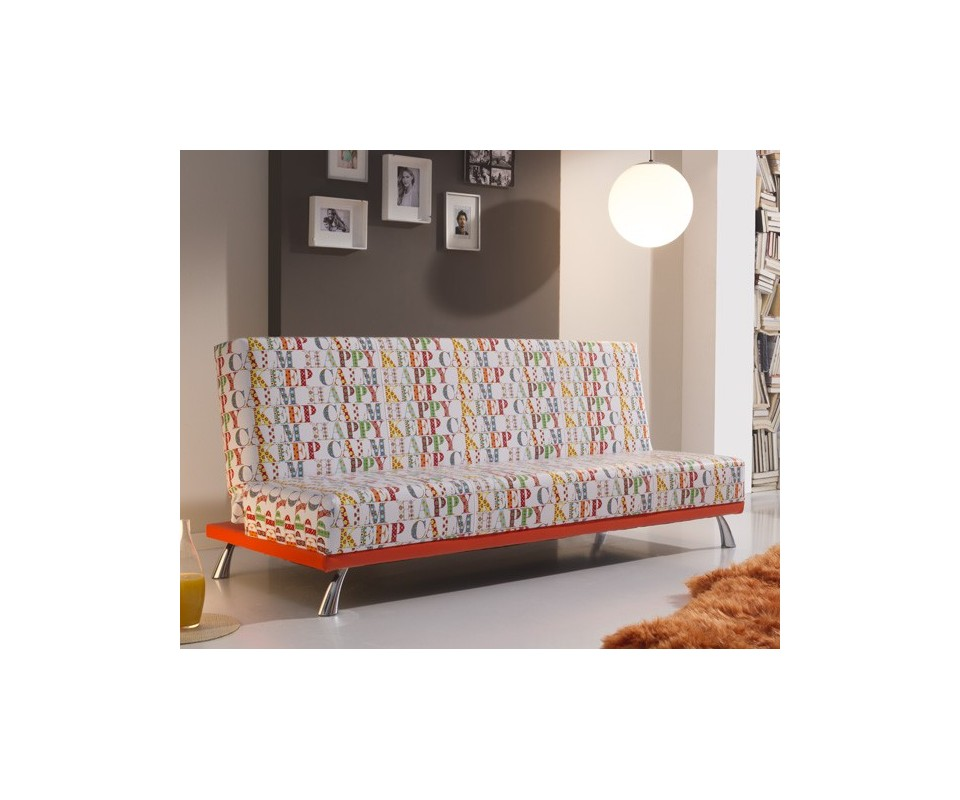 Comprar sof cama clic clac smile precio sof s y for Sofa cama apertura clic clac