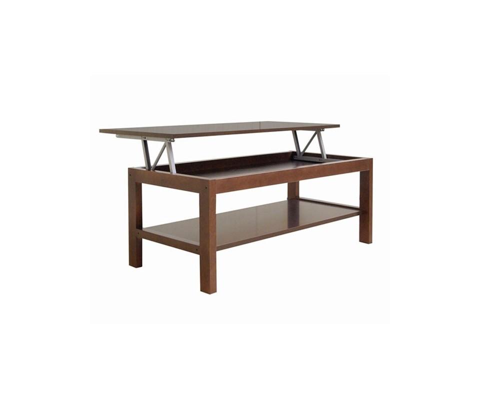 Comprar mesa de centro elevable precio muebles - Mesas de centro abatibles ...