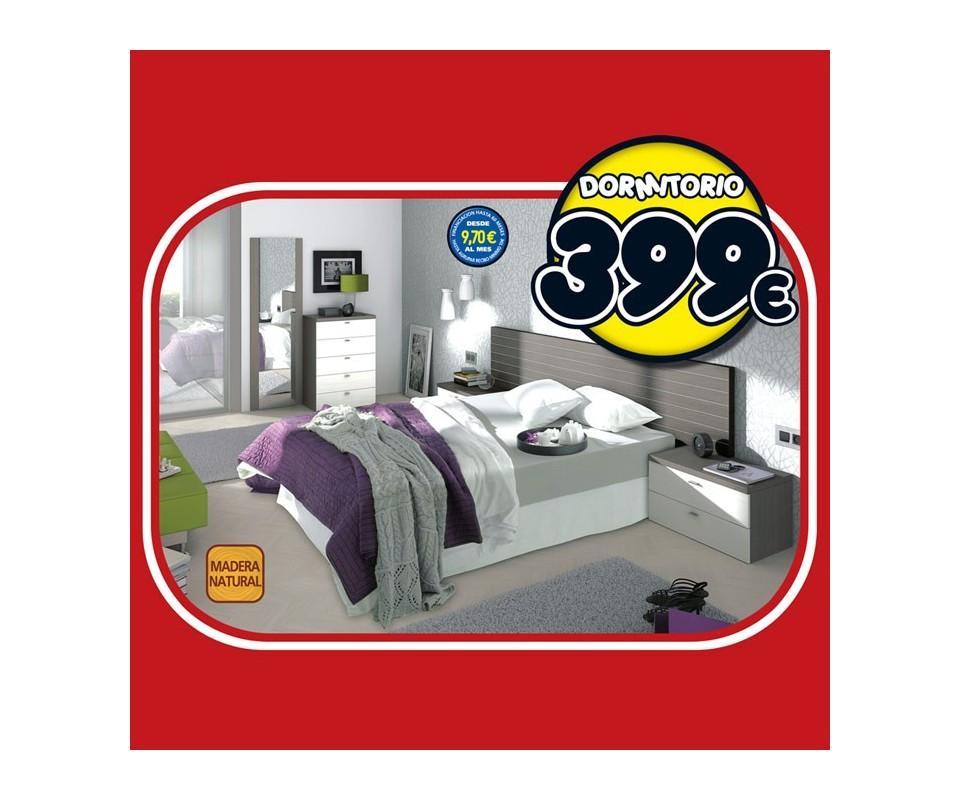 Comprar dormitorio completo precio dormitorios for Precio dormitorio completo