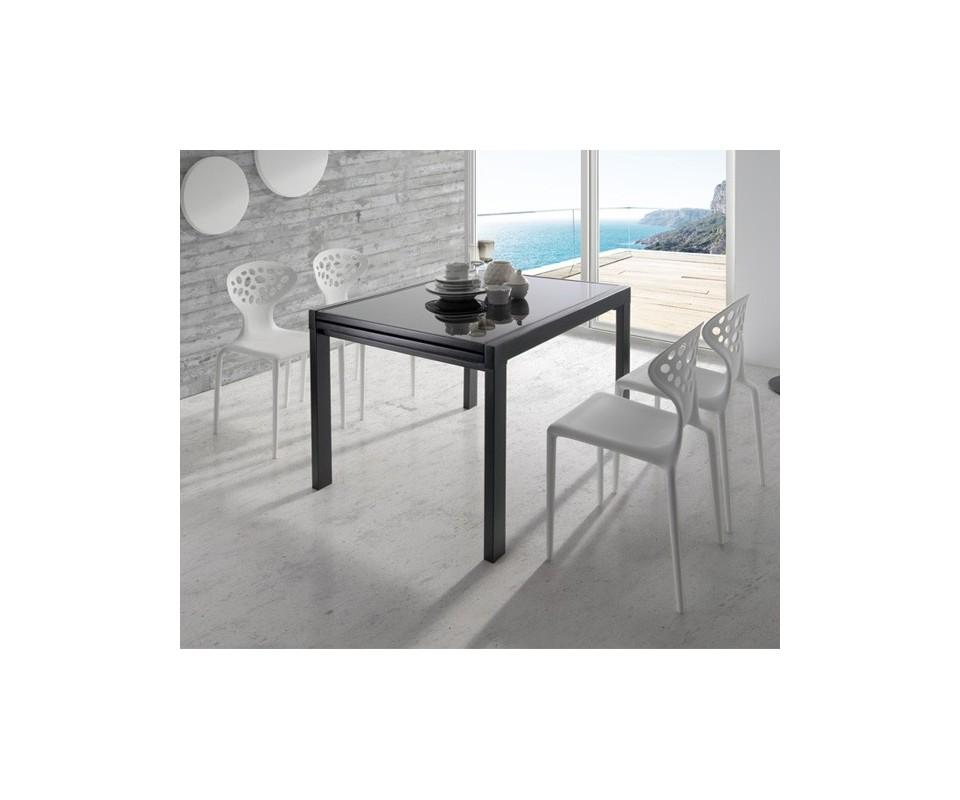 Comprar mesa comedor extensible precio mesas y sillas for Mesa cristal tuco