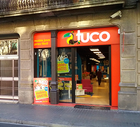 tuco barcelona muebles tuco