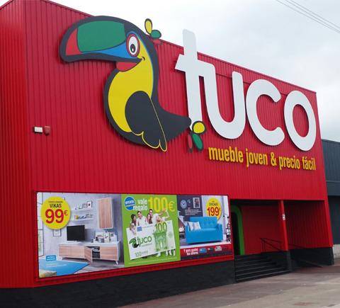 Muebles baratos en Asturias - Muebles TUCO