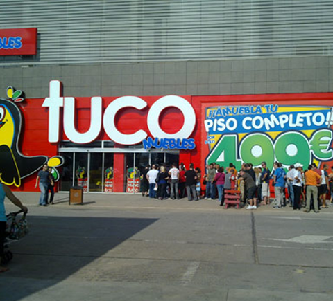 Tuco castell n muebles tuco - Muebles tuco madrid ...
