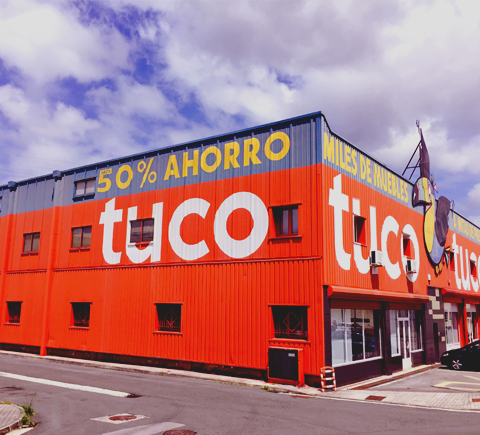 Tuco ir n muebles tuco for Muebles tuco valladolid