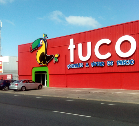 Tuco logro o muebles tuco for Muebles tuco valladolid